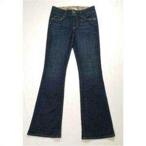 PAIGE Petite Size 27 x 32 H.H. Boot Jeans 3020E1M